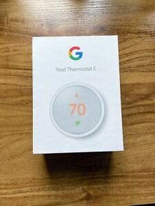 Google Nest Thermostat E T4000ES