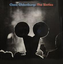 CLAES OLDENBURG - THE SIXTIES  (KB 80)
