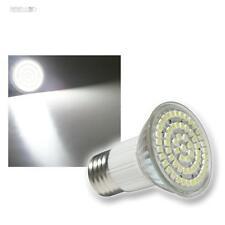 5x E27 LED-Strahler 60x POWER LEDs weiß SPOT E 27 LAMPE coldwhite bulb Birne