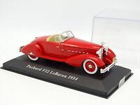 Ixo Presse 1/43 - Packard V12 Le Baron 1934