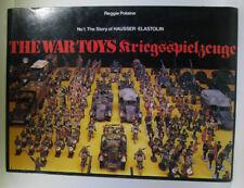 #AB,, Reggie Polaine THE WAR TOYS - KREIGSSPIELZEUGE , HC AC