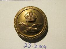 Royal Canadian Navy Fleet Air Arm WWII Era 23.5mm Brass  Uniform Btton