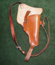 WWII German Shoulder Holster - Looks to fit PPK or Similar