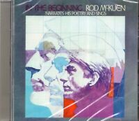 Rod McKuen - In The Beginning CD (Anthology Of Early Recordings 1956-1961) New