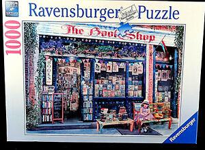 Ravensburger Jigsaw Puzzle - The Book Shop - 1000 Pieces - #197224