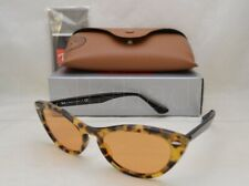 7af7f163154 Ray Ban NINA (RB4314N-12483L 54) Havana Gialla with Yellow Mirror Gold Lens