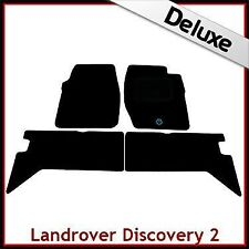 Landrover Discovery 2 (1998 1999...2003 2004) Tailored LUXURY 1300g Car Mats