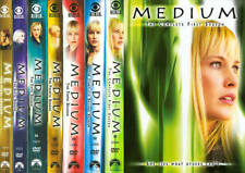 Medium Complete TV Series All Seasons 1-7 Box DVD Set Collection Episode Show R1