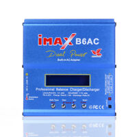 iMax B6AC 80W RC Lipo Lithium NiMh Digital Battery Balance Charger Discharger