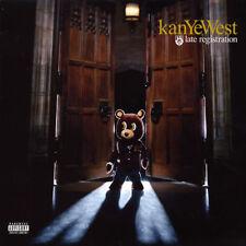KANYE WEST Late Registration LP Vinyl NEW 2013
