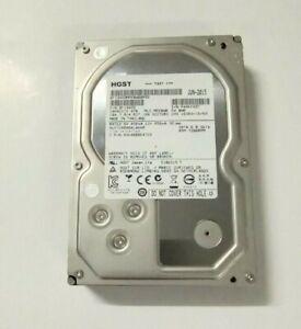 HGST 4TB 7.2k SATA 6Gb/s Hard Disk Drive 0F19459 HUS724040ALA