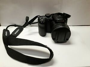Fujifilm FinePix S Series S6800 16.0MP Digital Camera - Black