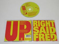 RIGHT SAID FRED/UP(CHARISMA 92107-2) CD ALBUM