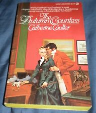 The Autumn Countess by Catherine Coulter 1979 Paperback Signet Regency Romance