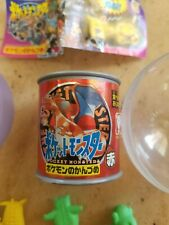 Vintage Pokemon Can Charizard Toy