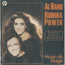 "Al Bano & Romina Power ""Magic oh magic"" Eurovision Italie 1985"