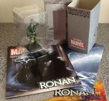 Classic Marvel Figurine Collection ISSUE'S Special Ronan