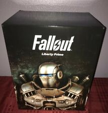 """Fallout 1 2 3 4 LIBERTY PRIME STATUE 15"""" ROBOT Chronicle Collectibles NEW 2019"""