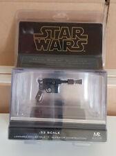 Star Wars Han Solo Blaster Empire Strikes Back 0.33 Scale Master Replicas BNIB