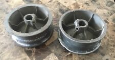 Pair Of Used Garage Door Cable Drums
