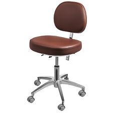 Dental Stool Medical Chair Adjustable Mobile Height Ergonomic Office Chair