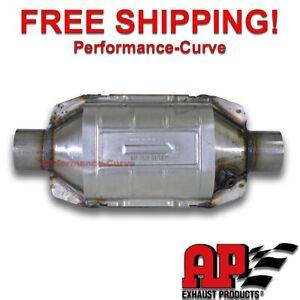 "2.5"" AP Exhaust Heavy Load Catalytic Converter True OBDII - 608226"