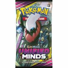 Unified Minds Booster Pack x1 Pokemon English Sealed