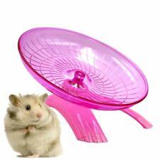 Pet Exercise Wheel Pet Sport Mouse Plastic Running Jogging wheel Funny Flying