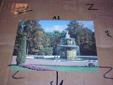 Petrodvorets Gardens water Fountain USSR Sculpture Roman Greek Blank Davydov