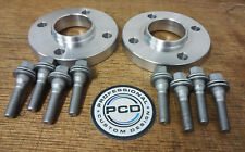 PEUGEOT 206 4x108 Hubcentric Spacers 20mm Wide 65.1CB 8 Wheel Bolts ALLOY WHEELS