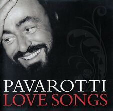 LUCIANO PAVAROTTI : LOVE SONGS / CD