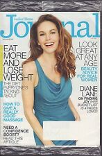 Ladies Home Journal july August 2013 Diane Lane Sealed 032216DBE