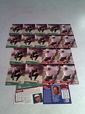 *****Mark O'Meara*****  Lot of 50 cards.....10 DIFFERENT / Golf