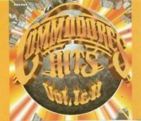 COMMODORES hits vol I & II (2X CD, compilation) greatest hits, best of, soul