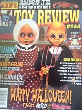 Toy Review Magazine KBD Little Apple Dolls October 2004 081117nonrh