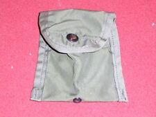 MILITARY SURPLUS  FIRST AID / COMPASS POUCH ALICE BELT CLIP MEDIC SURVIVAL GEAR