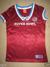 New York Giants Super Bowl NFL Jersey Womens S Small