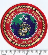 """USMC Marine Corps Forces Pacific MARFORPAC color PATCH """"Forward... from the Sea"""""""