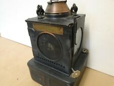 VINTAGE  LNER RAILWAY LAMP GOOD CONDITION WITH FREE POSTAGE
