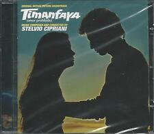 TIMANFAYA / Stelvio Cipriani / Rare CD SEALED