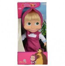 Masha y el Oso - 23cm con cuerpo Masha muñeca suave * Nuevo *