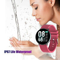 Waterproof Bluetooth Women Smart Watch Phone Mate for iOS Android iPhone Samsung