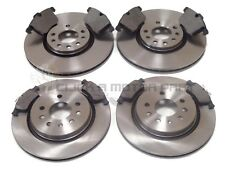 SAAB 9-3 93 VECTOR SPORT 1.9 TTiD 2.0 FRONT & REAR BRAKE DISCS PADS (CHECK SIZES