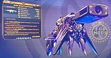 Borderlands 3 XBox (#148) MODDED💥2n1 ROWANS SPRINKLER MASHER💥♾Ammo! LVL 57 M10