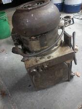 LeBlond lathe HydraTrace Attachement hydraulic pump Motor regal hydro trace accy