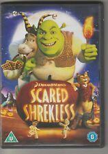 Scared Shrekless UK movie dvd