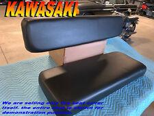 KAWASAKI MULE 2500 2510 3000 3010 NEW SEAT COVER UTV Diesel 4X4 BLK COVERS 246B