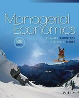 Managerial Economics by Samuelson, William F.