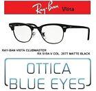 Occhiali da Vista RAYBAN RX 5154 Ray Ban Optical Brillen Eyewear CLUBMASTER NERO