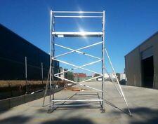 Aluminium Scaffolding Set W0.73m L2.5m H4.93m Scaffold